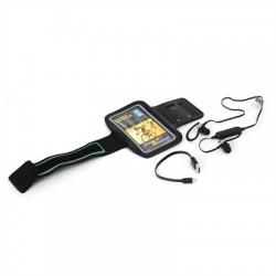 Platinet Auricular Bluetooth Sport Mic + Braz Negr
