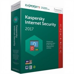 Kaspersky Int.Security Multi-Device 2017 3L/1A