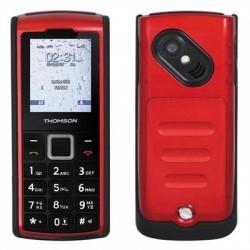 "THOMSON T20S Telefono Movil 2.0"" BT VGA IP66 Rojo"