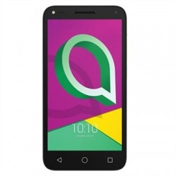"Alcatel U5 3G 4047F 5"" Q1.3Ghz 16GB Negro Metalico"
