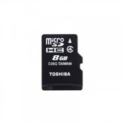 Toshiba THN-M102K0080M2 Micro SD clase 4 8GB c/a