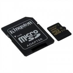 Kingston SDCG/16GB micro SD Gold UHS-I U3 16GB