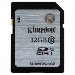 Kingston SD10VG2/32GB SDHC 32GB clase 10