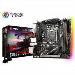 MSI Placa Base Z370I GAMING PRO CARBON AC ATX 1151