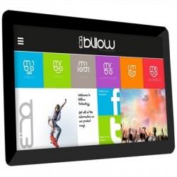 """Billow Tablet X101PRO 10.1"""" QC 16GB DB Negra"""