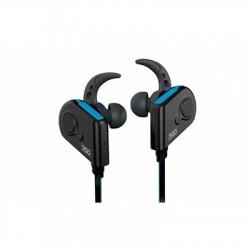3GO Auricular Deportivo TREK Bluetooth 4.1  Neg/Az