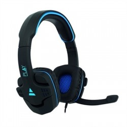 EWENT PL3320 Gaming Headset with Mic for PC and Co