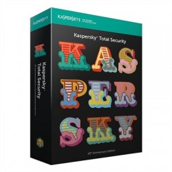 Kaspersky Total Security Multi-Device  2L/1A EE