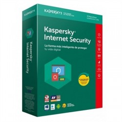 Kaspersky Int.Security Multi-Device 4L/1A  EE