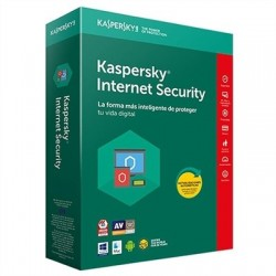 Kaspersky Internet Security Multi-Device 10L/1A EE