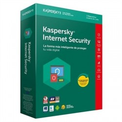 Kaspersky Internet Security Multi-Device  3L/1A