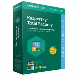 Kaspersky Total Security Multi-Device  3L/1A