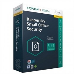 Kaspersky Small Office Security v5 5+1 ES