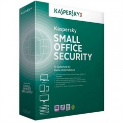 Kaspersky Small Office Security v5 5L / 3A