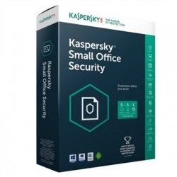 Kaspersky Small Office Security 2serv+ 20ptos 1A