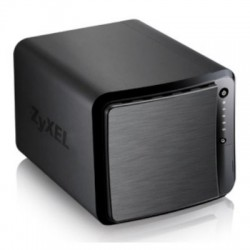 ZyXEL NAS542 NAS 4 Bay Personal Cloud Storage NO/H