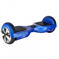 "Brigmton BBOARD-62 Scooter 4400mAp BT 6.5"" Azul"