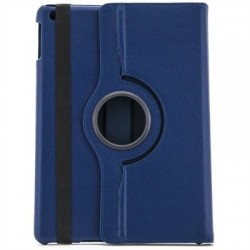X-One Funda Piel Rotacion iPad 5 Air Azul
