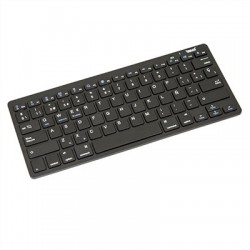 iggual LITTLE Teclado mini BlueTooth 3.0 Negro