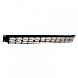"Monolyth Patch Panel 24 Puertos 19"" UTP Cat. 6"