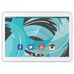 "Brigmton 10"" Tablet IPS HD 3G BTPC-1021 Blanca"