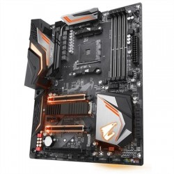 Gigabyte Aorus Placa Base X470 GAMING 5 WIFI AM4