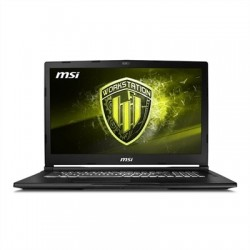 MSI WE63-227XES i7-8750 16GB 256+1TB P2000 DOS 15""