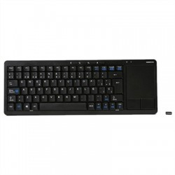 Omega Teclado Inalámbrico OKB004 SMART TV touchpad