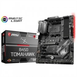 MSI Placa Base B450 TOMAHAWK ATX AM4