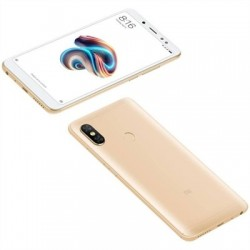 "XIAOMI Redmi Note 5 5.99"" HD OC1.8GHz 32GB 4G Oro"
