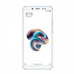 "XIAOMI Redmi Note 5 5.99"" HD OC1.8GHz 64GB 4G Azul"