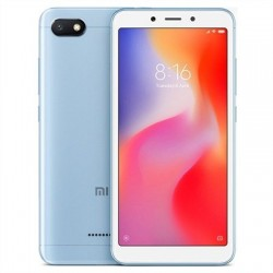 "XIAOMI Redmi 6A 5.45"" HD OC2.0GHz 16GB 4G Azul"