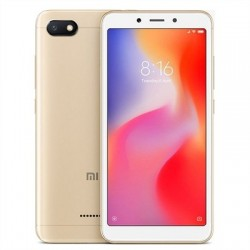 "XIAOMI Redmi 6A 5.45"" HD OC2.0GHz 16GB 4G Oro"