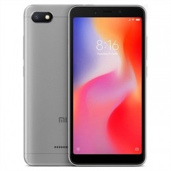 "XIAOMI Redmi 6A 5.45"" HD OC2.0GHz 16GB 4G Gris"