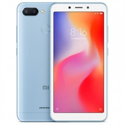 "XIAOMI Redmi 6 5.45"" HD OC2.0GHz 32GB 4G Azul"