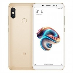 "XIAOMI Redmi Note 5 5.99"" HD OC1.8GHz 64GB 4G Oro"