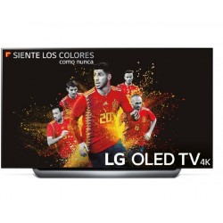 "Televisión LG OLED 55"" 55C8PLA - UHD 4K, A9, Smart TV WebOS 4.0, HDRx5, ThinQ, Dolby Vision/Atmos"