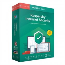Kaspersky Internet Security MD 2019 5L/1A