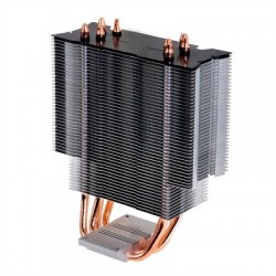Coolbox ventilador universal Heat Pipe CYCLONE LED