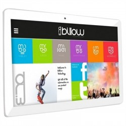 "Billow Tablet 10.1"" X101PROS+ 32GB IPS DB Plata"