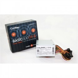 Coolbox Fuente Alim.SFX BASIC 500GR-S (CE,ROHS)