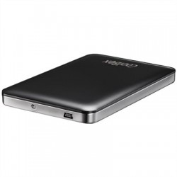 "Coolbox Caja HDD 2.5""SLIMCHASE 2532 Negra USB3.0"