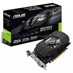 ASUS VGA NVIDIA PH-GTX1050-2G 2GB DDR5