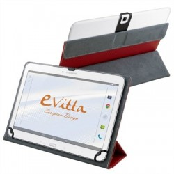 "E-VITTA Funda Universal Case  9""-10.1"" Red"