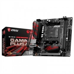 MSI Placa Base B450I GAMING PLUS AC miniITX AM4
