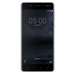 "Nokia 5 TA-1053 5.2"" IPS OCT1.4GHz 16GB Plata"