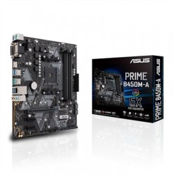 ASUS Placa Base PRIME B450M-A mATX AM4