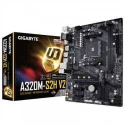 Gigabyte Placa Base A320M-S2H V2 mATX AM4