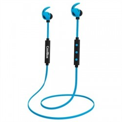 CoolBox intraauriculares  coolSPORT II AZUL BT