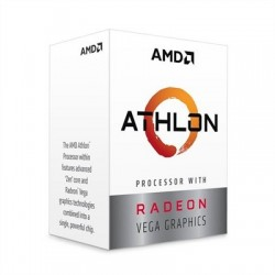 AMD ATHLON 220GE 3.4GHz 5MB 2/4 CORE 35W AM4 BOX